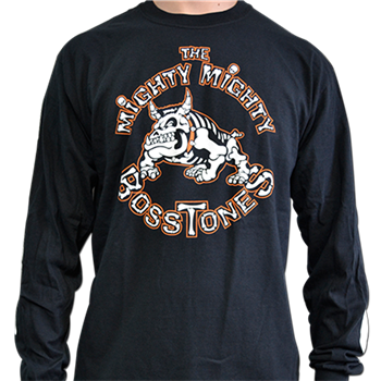 Buy Bulldog Skeleton T-Shirt by Mighty Mighty Bosstones (the)