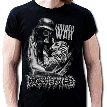 Buy Mother War (Import) by Decapitated