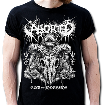Buy God Of Nothing (Import) by ABORTED