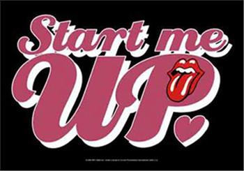 Buy Start Me Up by ROLLING STONES