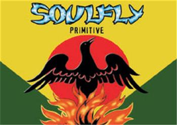 Buy Primitive Flag by Soulfly