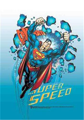 Buy Super Speed Flag by Superman