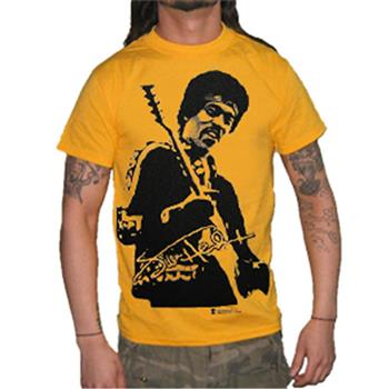 Buy Jumbo Photo Yellow by Jimi Hendrix
