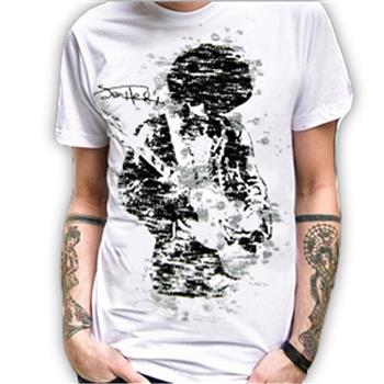 Buy Typography T-Shirt by Jimi Hendrix