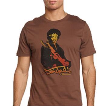 Jimi Hendrix Sunset Brown