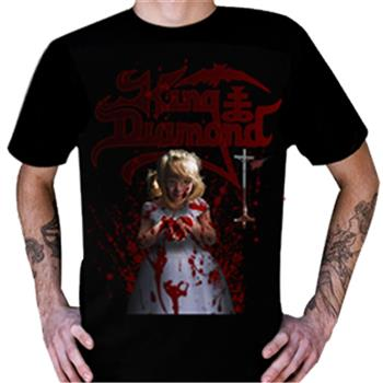 Buy Give Me Your Soul T-Shirt by King Diamond