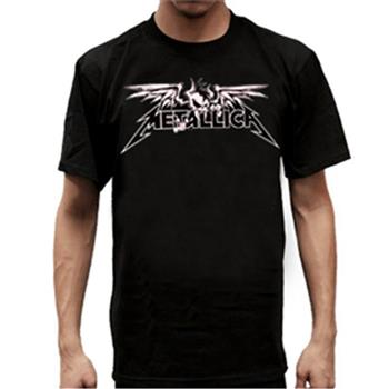 Buy Winged Scary Guy T-Shirt by Metallica