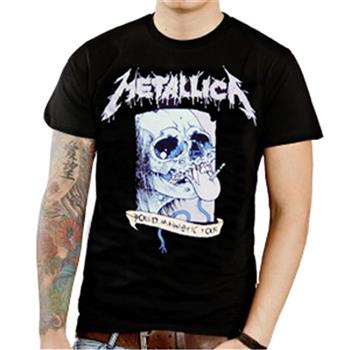 Buy Soiree T-Shirt by Metallica