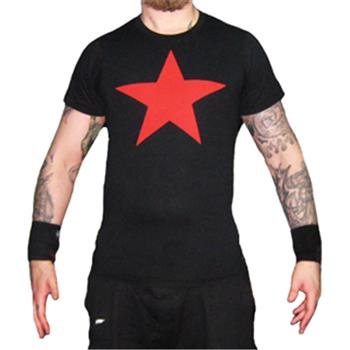 Buy Red Star T-Shirt by Rage Against The Machine