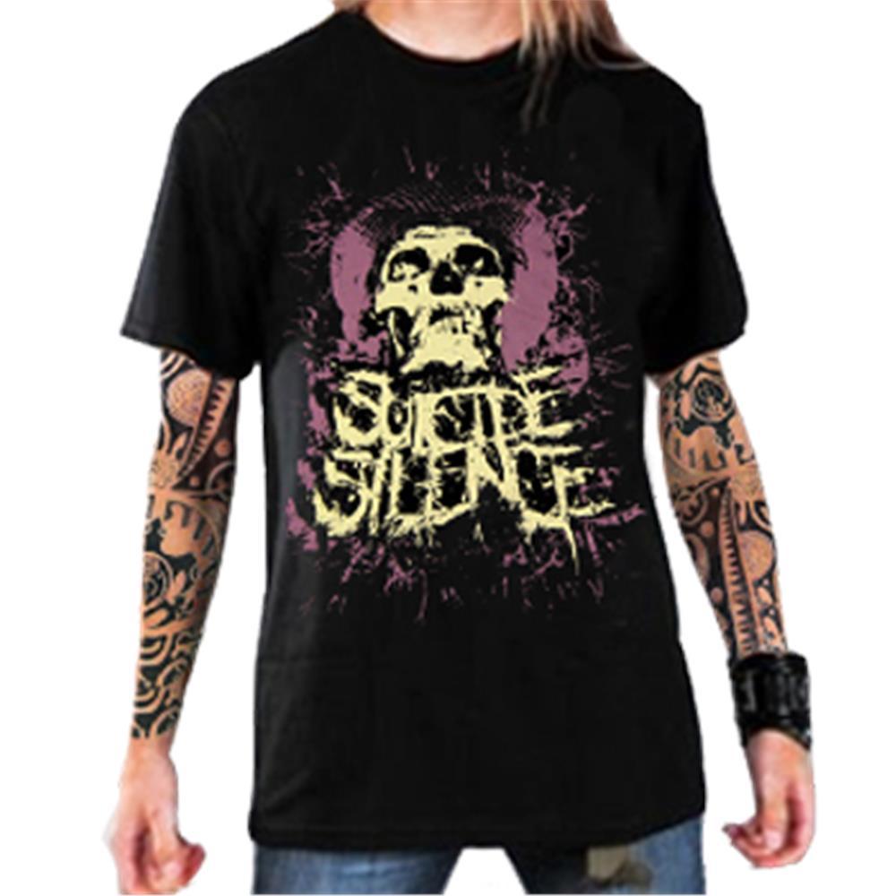 Skull and Logo T-Shirt
