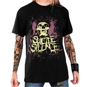 Suicide Silence Skull and Logo T-Shirt