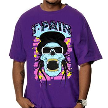 Buy Skully Chop T-Shirt by T-pain