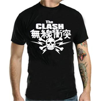 Buy Skull T-Shirt by Clash (the)