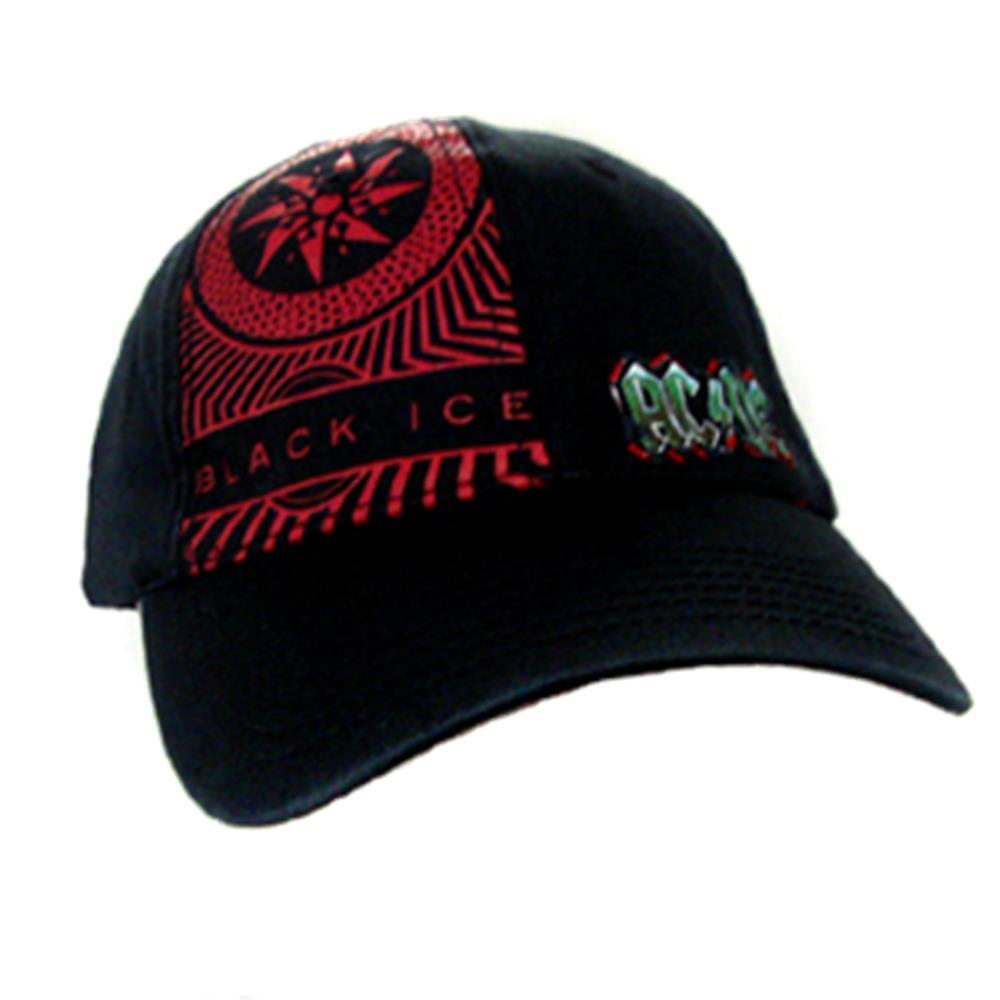 Flex-fit Hat - Black Ice Star Hat