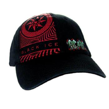 Buy Flex-fit Hat - Black Ice Star Hat by AC/DC