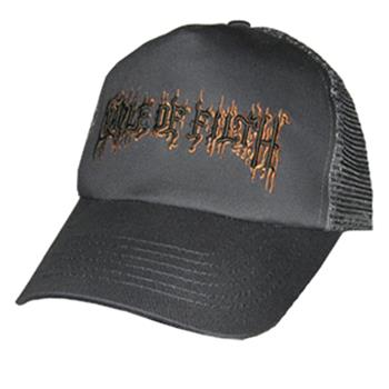 Buy Trucker Hat - Flame Logo by Cradle of Filth
