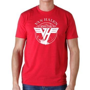 Van Halen 1979 Tour
