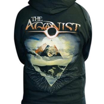 Buy As Above So Below Pullover Hoodie by The Agonist