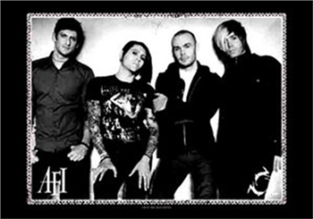 Buy Band Photo Flag by AFI