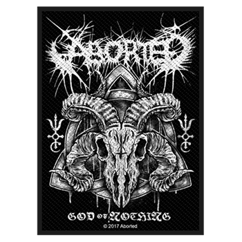 Buy God Of Nothing Patch by Aborted