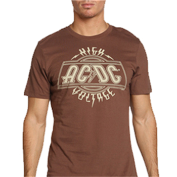 AC/DC High Voltage Brown