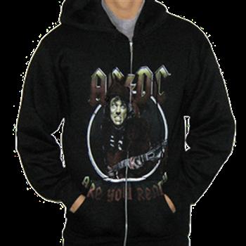 Buy R U Ready Angus Zip Hoodie by AC/DC