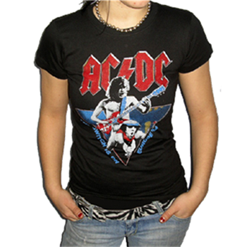 AC/DC The Switch Is On T-Shirt
