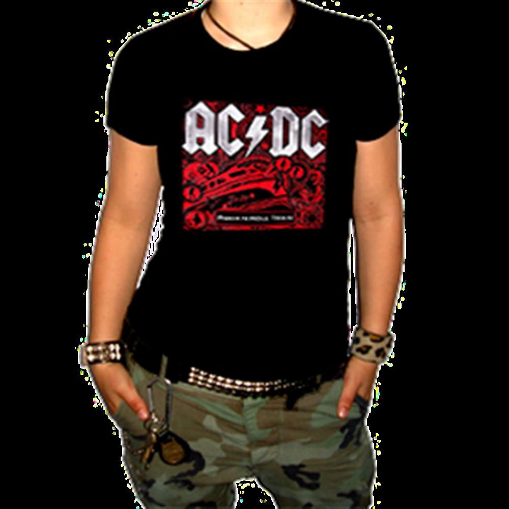 Rock N Roll Train T-Shirt
