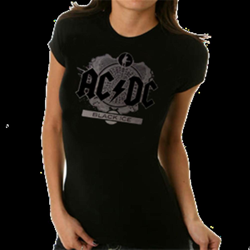 Black Ice Foil T-Shirt