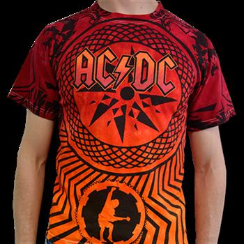 Buy Sundog Tie-Dye T-Shirt by AC/DC