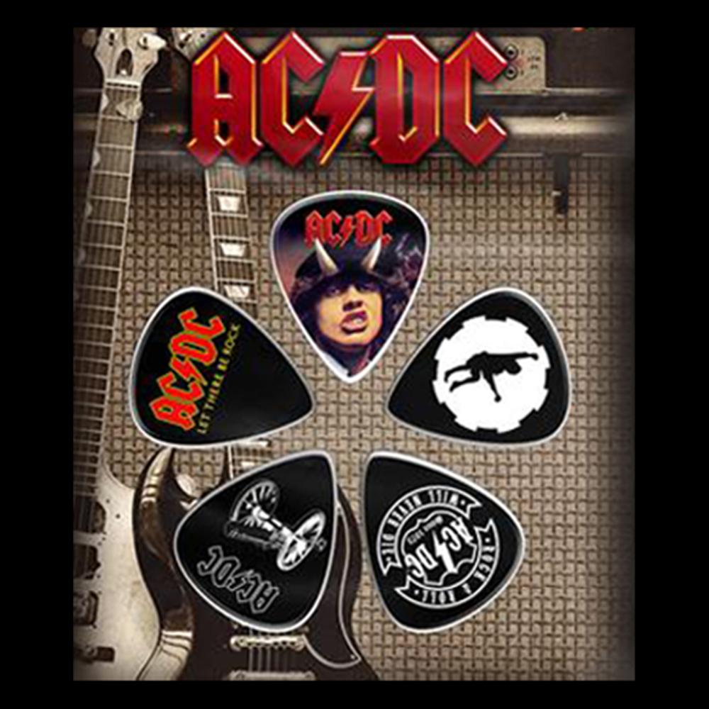 Rock & Roll Will Never Die (Guitar Pick Set)