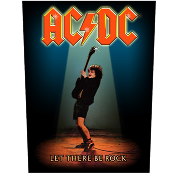 Buy Let There Be Rock Patch by AC/DC