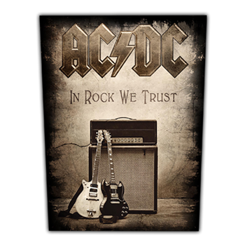 Buy In Rock We Trust by AC/DC