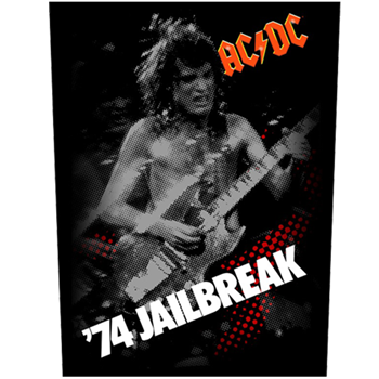 Buy 74 Jailbreak Patch by AC/DC