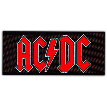 Buy Red Logo Patch by AC/DC