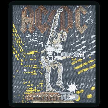 AC/DC Stiff Upper Lip Patch