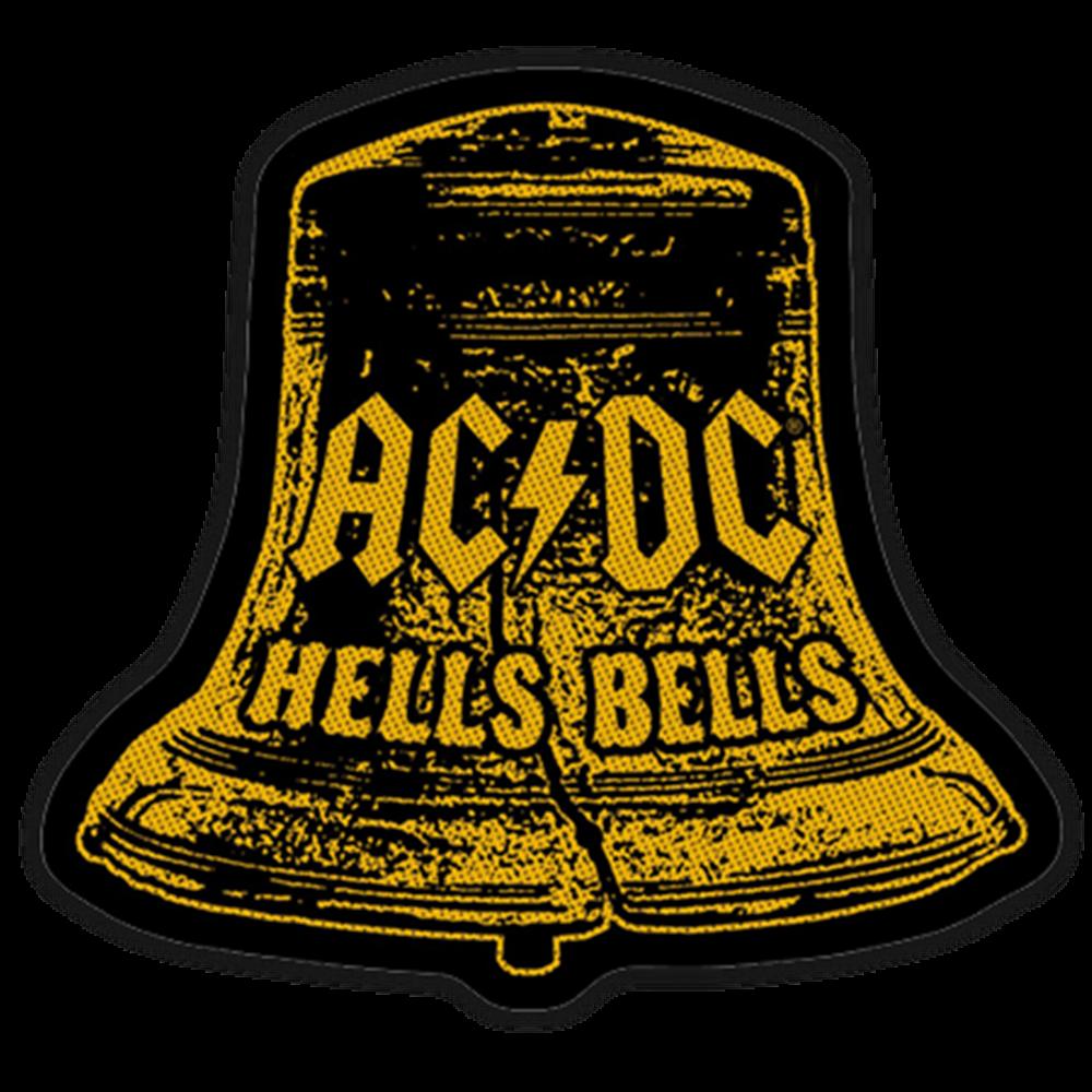 Hells Bells Cutout Patch