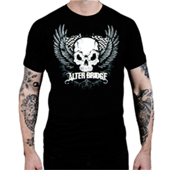 Alterbridge Skull Wings