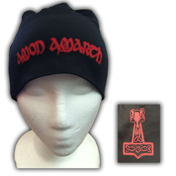 Buy Red Logo / Mjolnir (Discharge) by Amon Amarth