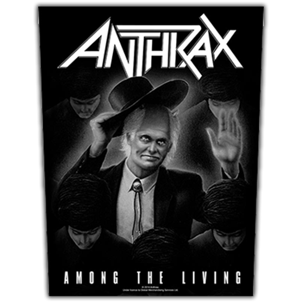Among The Living Backpatch