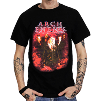Arch Enemy Band Photo