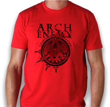 Buy War Eternal Symbol T-Shirt by Arch Enemy