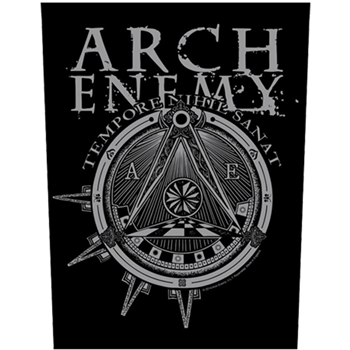 Arch Enemy Tempore Nihil Sanat Backpatch