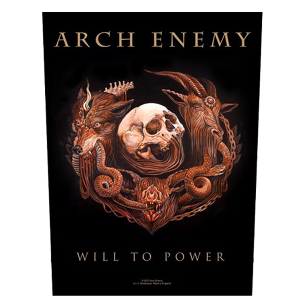 Will To Power Patch