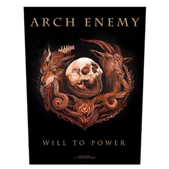Buy Will To Power Patch by Arch Enemy