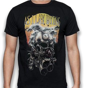 Buy Warfare T-Shirt by As I Lay Dying