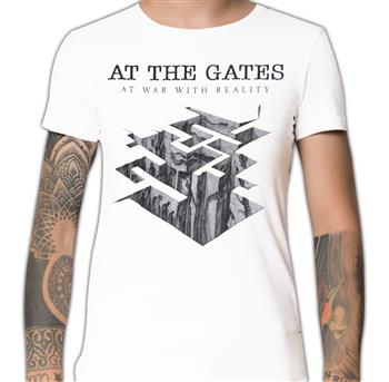 Buy Heroes Tombs - Tour Dates T-Shirt by At The Gates