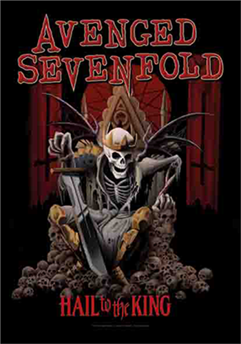 Buy Hail The King by Avenged Sevenfold