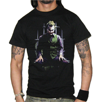 Buy Joker Jail T-Shirt by Batman