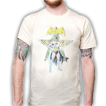 Buy Star T-Shirt by Batman